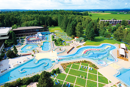 Johannesbad Therme Bad Füssing